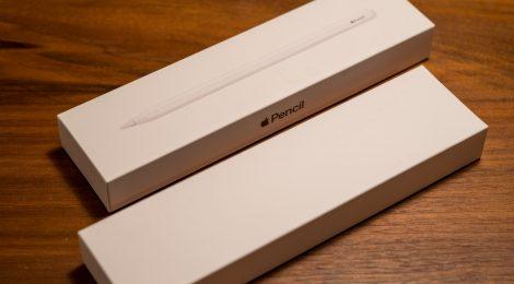 Apple Pencil の沈黙