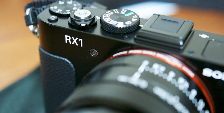 SONY DSC-RX1(購入編)